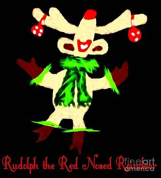 Gail Matthews - Rudolph the Red Nosed Reindeer