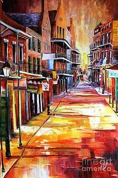 Rue Bourbon by Diane Millsap