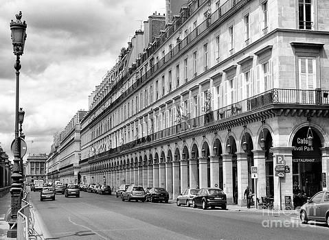 Rue de Rivoli by Jaymes Williams