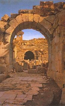 ruinas de Kas by Victor  Candela