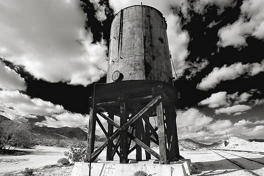 Ruins at Dos Cabezas II by Lawrence Brillon