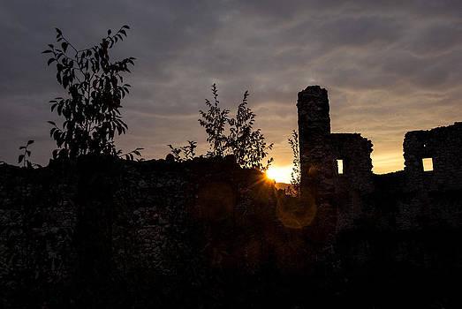 Ruins. by Grebo Gray
