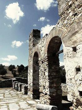 Ioanna Papanikolaou - ruins of basilica