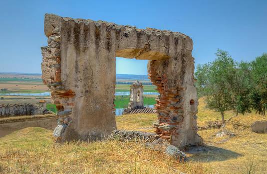 Alexandre Martins - Ruins of Juromenha