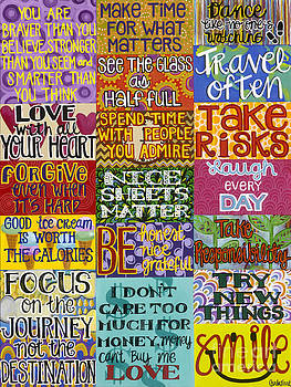 Rules to live by by Carla Bank