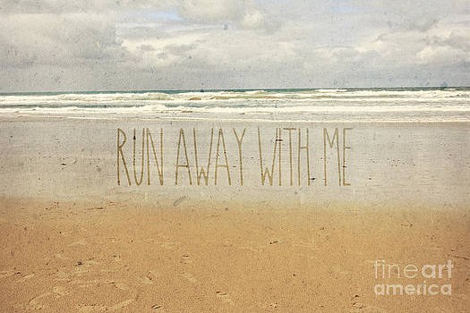 Beverly Claire Kaiya - Run Away With Me Sand Sea Beach Waves
