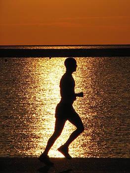 Run by Sue  Thomson