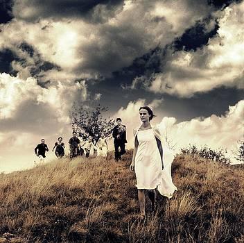 Runaway Bride Edition of 25 by David Heger