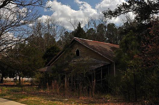 Rundown Homes by Mischelle Lorenzen