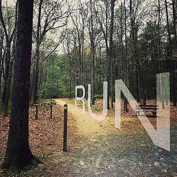 #runhappy #running #training #trailrun by Malcolm Van Atta III