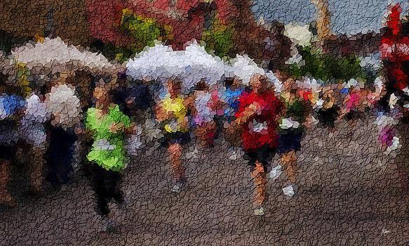 Running by Glen Klein