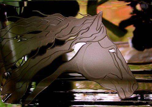 Running Horse by Sherri Anderson