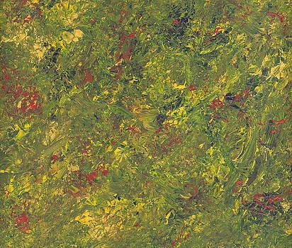 Running In Spring by Sue McElligott