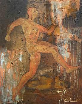 Running Mam by Gino Savarino