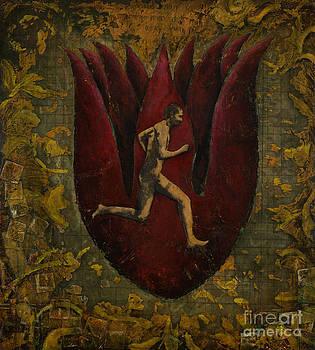 Running Man by Sandra Dawson