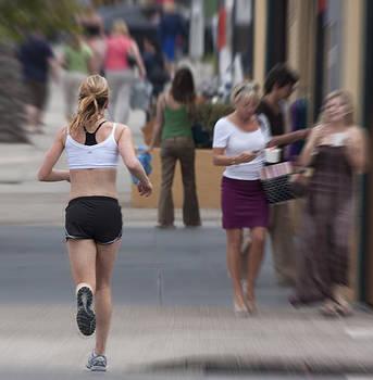 Running by Nathan Rupert