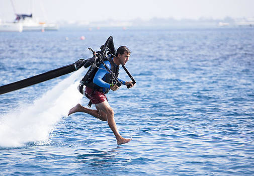 Ramunas Bruzas - Running on A Water