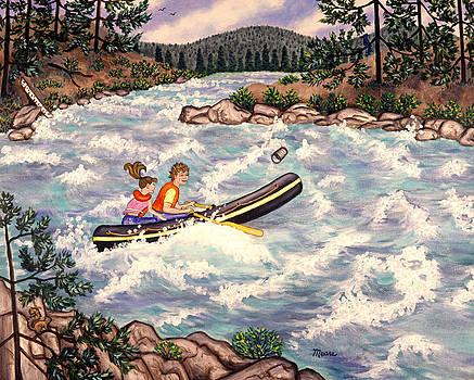 Linda Mears - Running Rapids