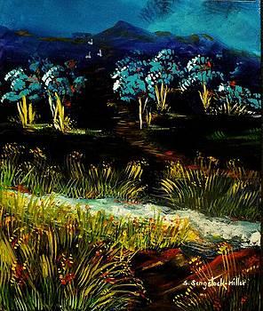 Running waters by Sandra Sengstock-Miller