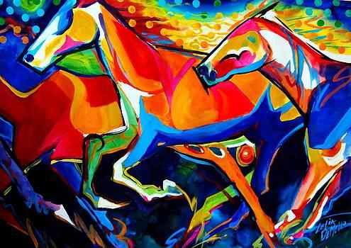 Running Wild by Lelia DeMello