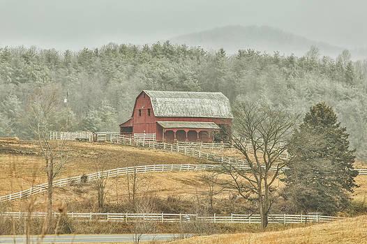 Jimmy McDonald - Rural barn