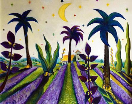 Patricia Lazaro - Rural Landscape