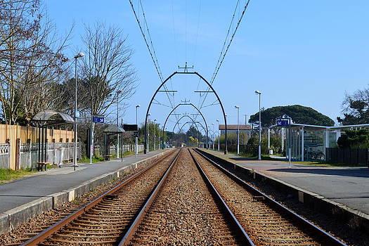 Bishopston Fine Art - Rural Railway Station