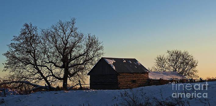Nina Stavlund - Rural Twilight...