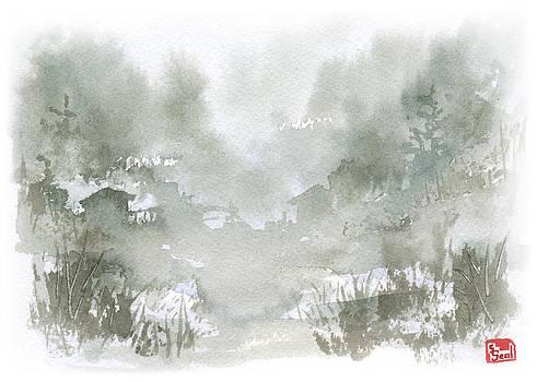 Rural Valley by Sean Seal