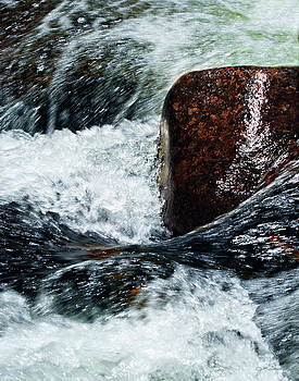 Rushing Water by Julie Magers Soulen