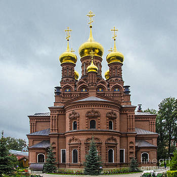 Pravine Chester - Russian Chruch
