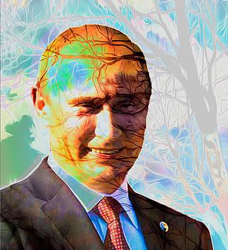 Algirdas Lukas - Russias President Vladimir Putin 02