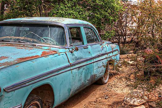 Rust and Blue by Lynn Jordan