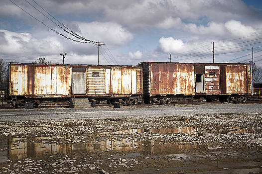 Rust on the Rails by Ray Summers Photography
