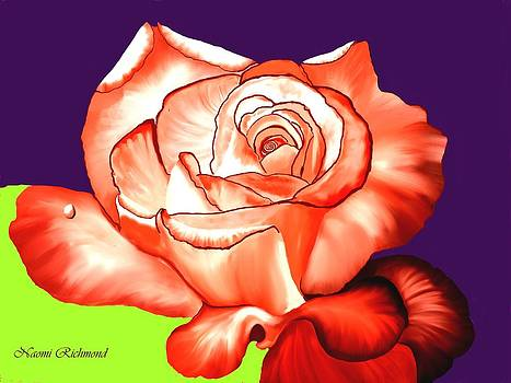 Naomi Richmond - Rusted Rose