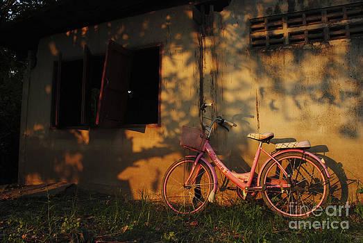 Rusted Vintage Bike by Jeng Suntorn niamwhan
