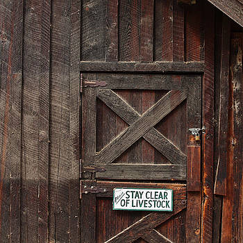 Art Block Collections - Rustic Barn