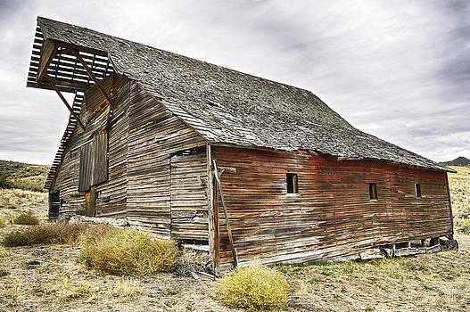 Rustic Barn by Thomas Chamberlin