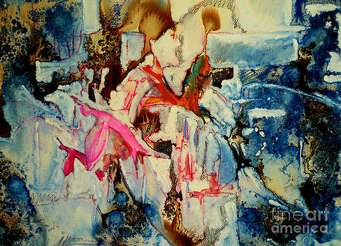 Rustic Birds by Shirley Roma Charlton