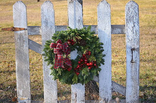 Rustic Christmas2 by Jennifer  King
