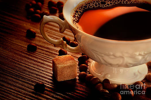 Mythja  Photography - Rustic coffee