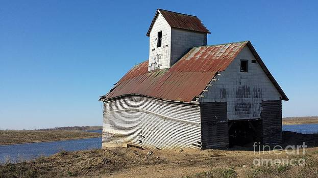 Rustic Rural Landmark by J Anthony Shuff