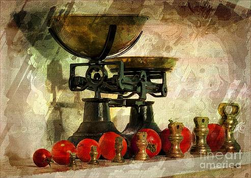 Rustic Tomatoes by Donald Davis