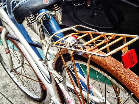 Rusty Bike by Bob Winberry