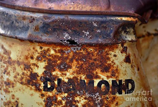 Rusty Diamond  by Juls Adams