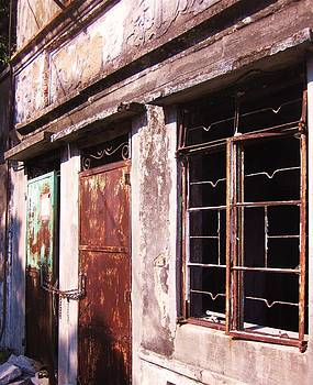 Cherie Sexsmith - Rusty Doors