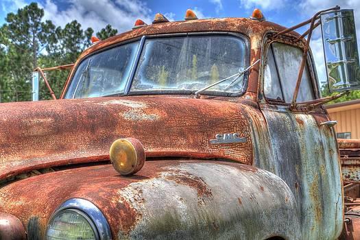 Bonnie Davidson - Rusty GMC