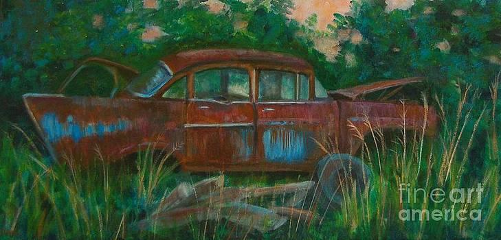 Rusty by Jana Baker
