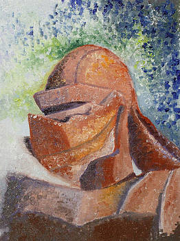 Rusty by Mary Beglau Wykes