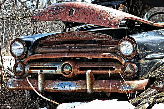 Ms Judi - Rusty Old Car